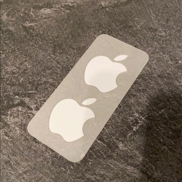 Apple Other - 🍎 Apple Logo Stickers 🍏
